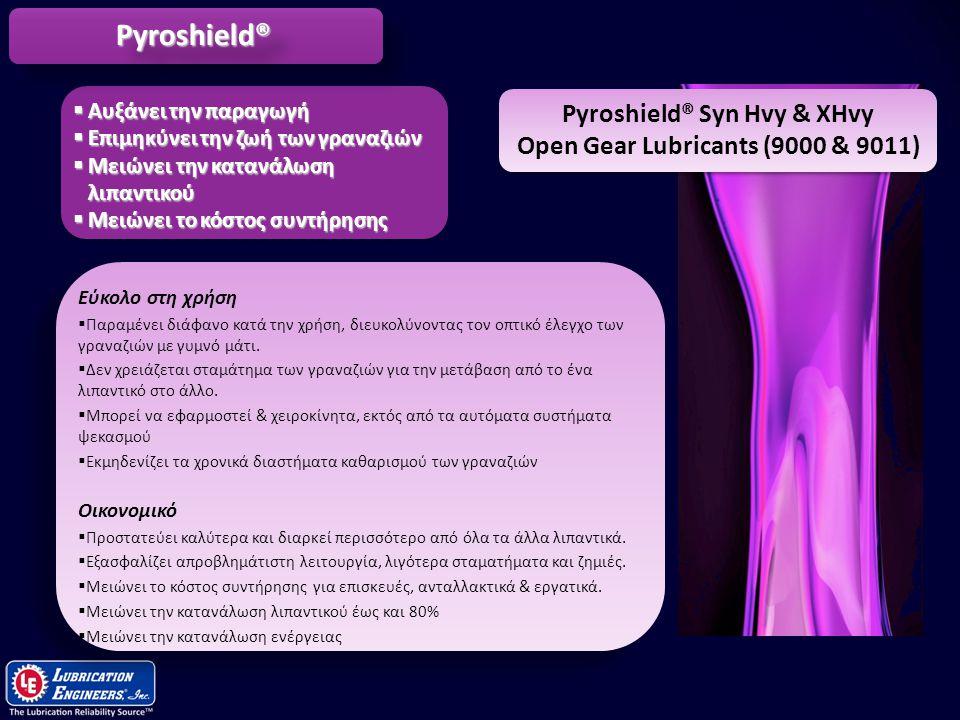 Pyroshield® Pyroshield® Syn Hvy & XHvy