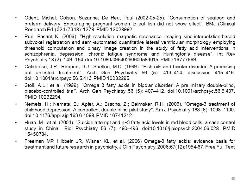 Odent, Michel; Colson, Suzanne; De Reu, Paul (2002-05-25)