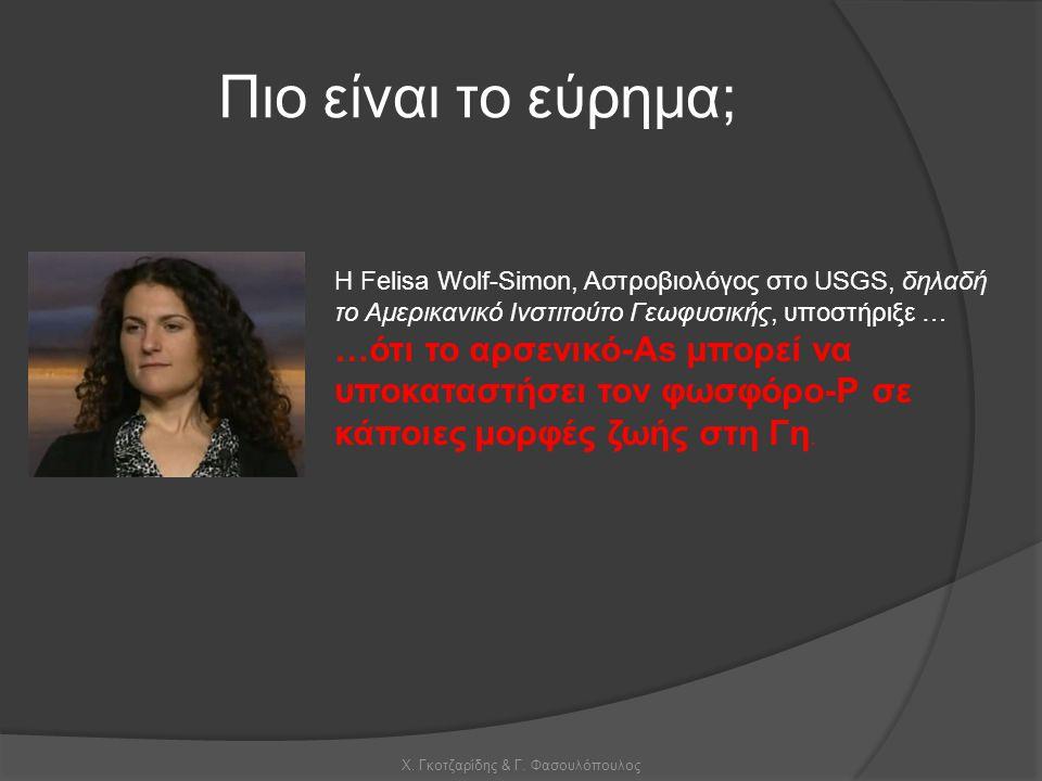 Χ. Γκοτζαρίδης & Γ. Φασουλόπουλος