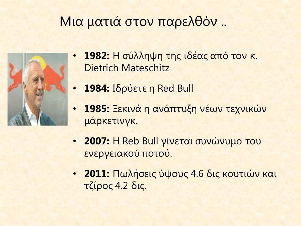Μια ματιά στον παρελθόν ..