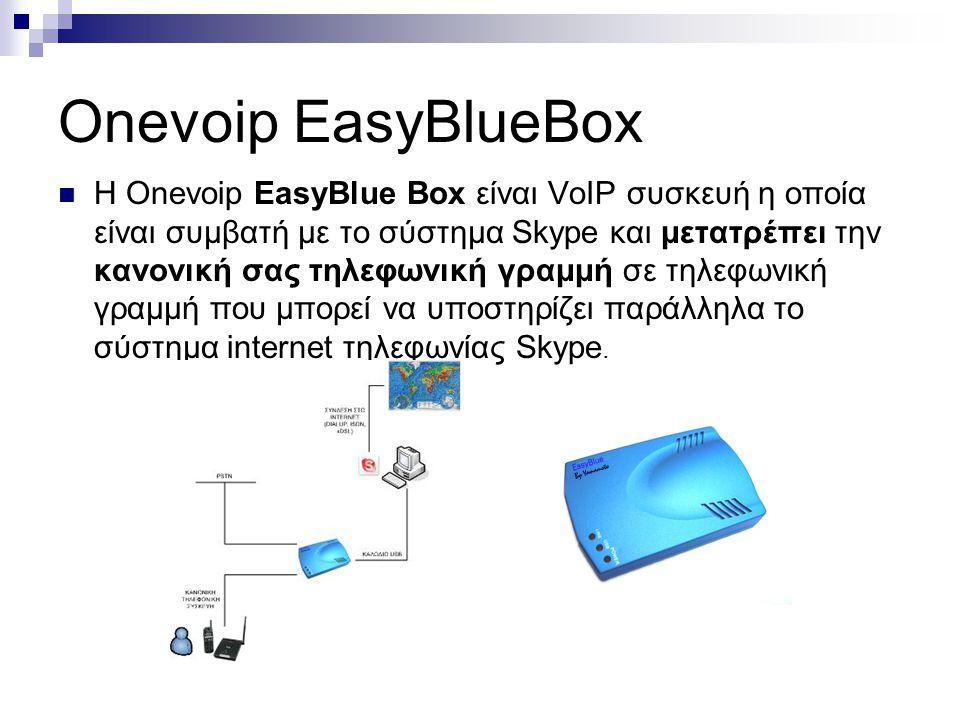 Onevoip EasyBlueBox