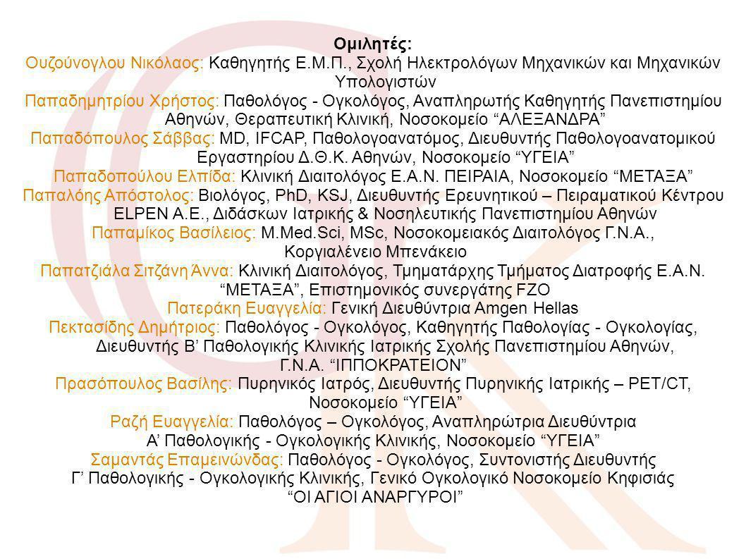 Παπαμίκος Βασίλειος: M.Med.Sci, MSc, Νοσοκομειακός Διαιτολόγος Γ.Ν.Α.,
