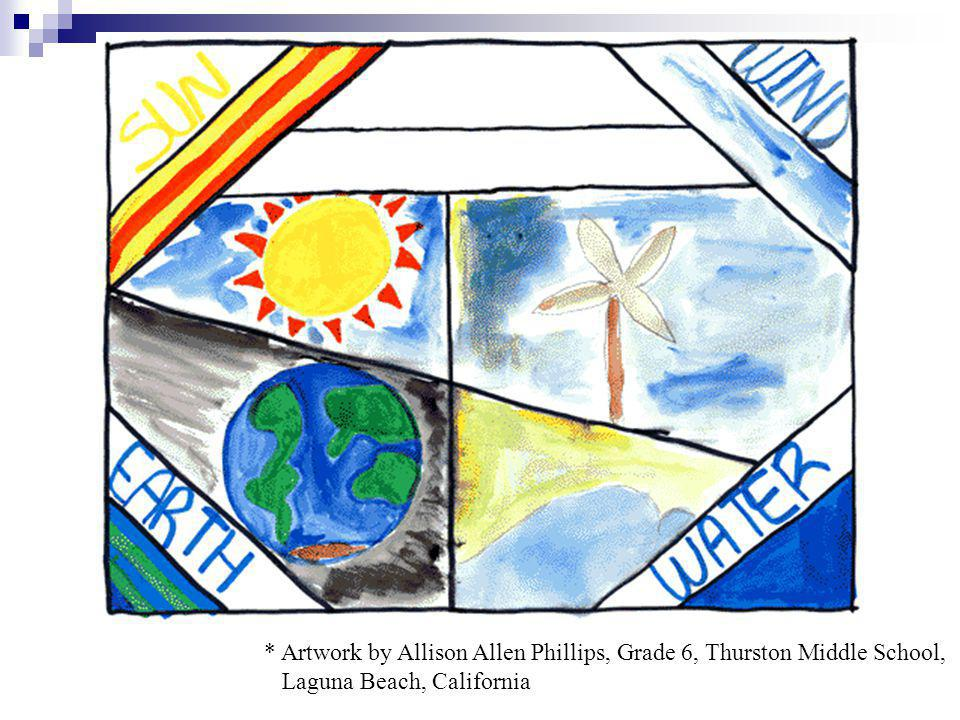 * Artwork by Allison Allen Phillips, Grade 6, Thurston Middle School,