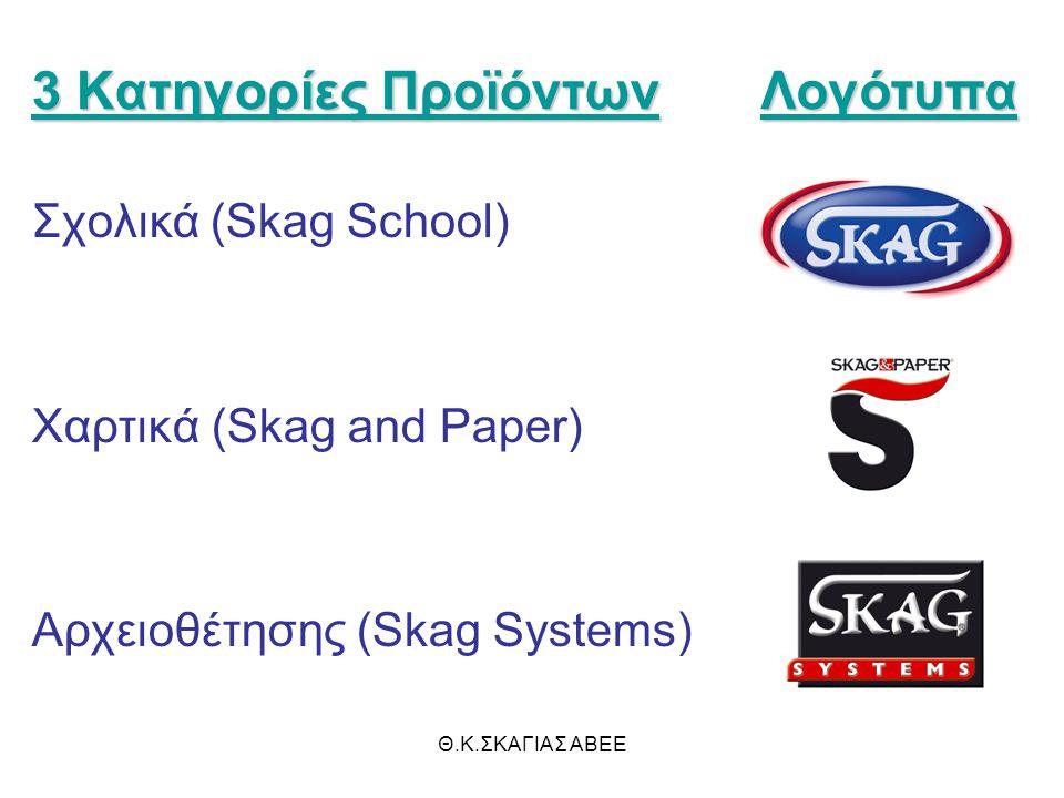 3 Κατηγορίες Προϊόντων Λογότυπα Σχολικά (Skag School)