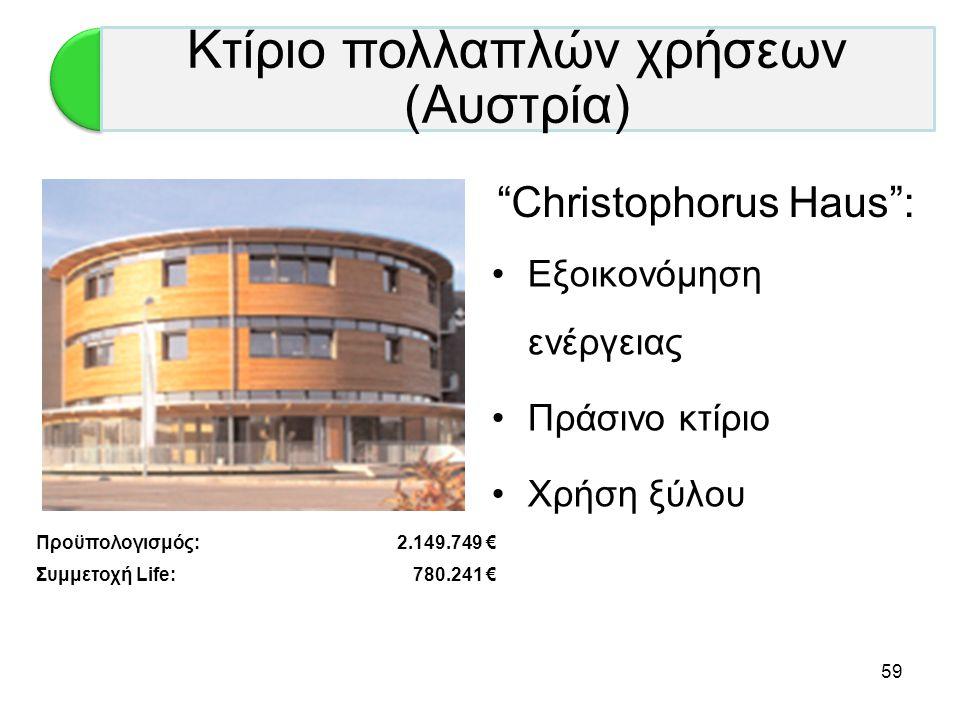 Κτίριο πολλαπλών χρήσεων (Αυστρία)