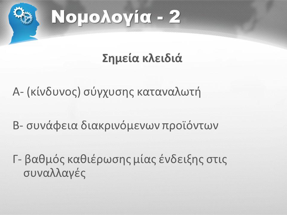Νομολογία - 2