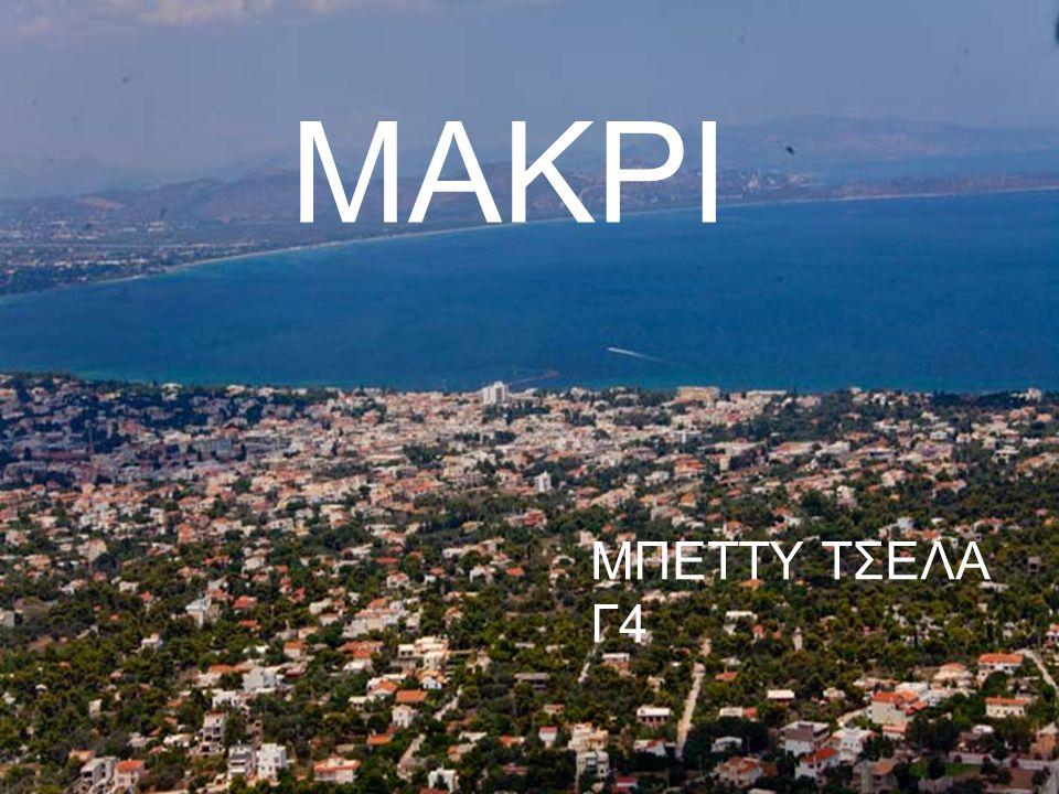 ΜΑΚΡΙ ΜΑΚΡΗ ΜΠΕΤΤΥ ΤΣΕΛΑ Γ4