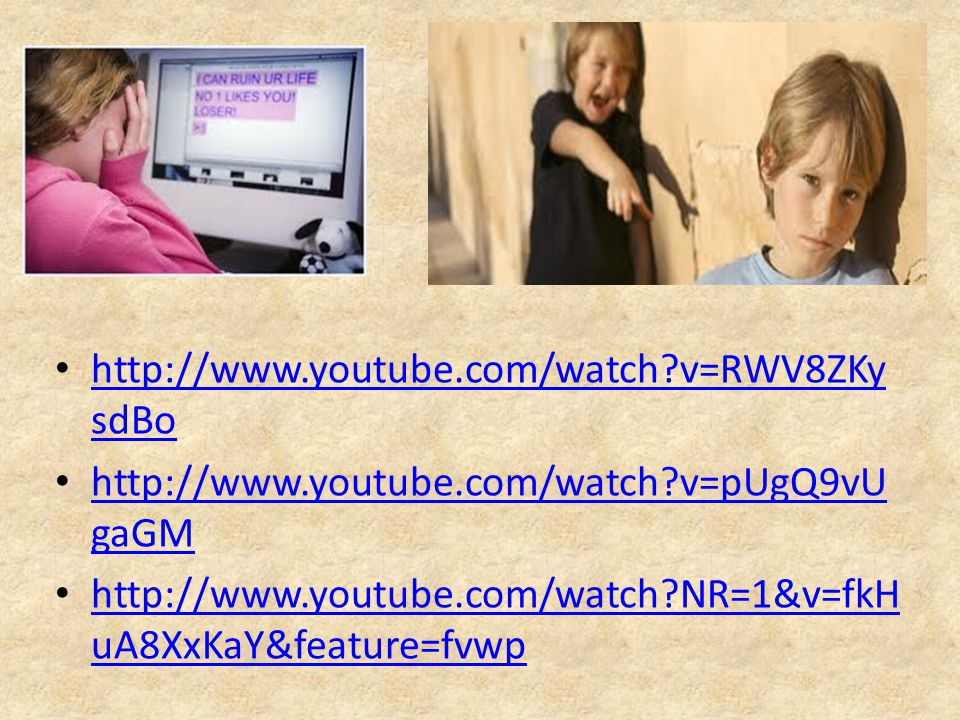 http://www.youtube.com/watch v=RWV8ZKysdBo http://www.youtube.com/watch v=pUgQ9vUgaGM.