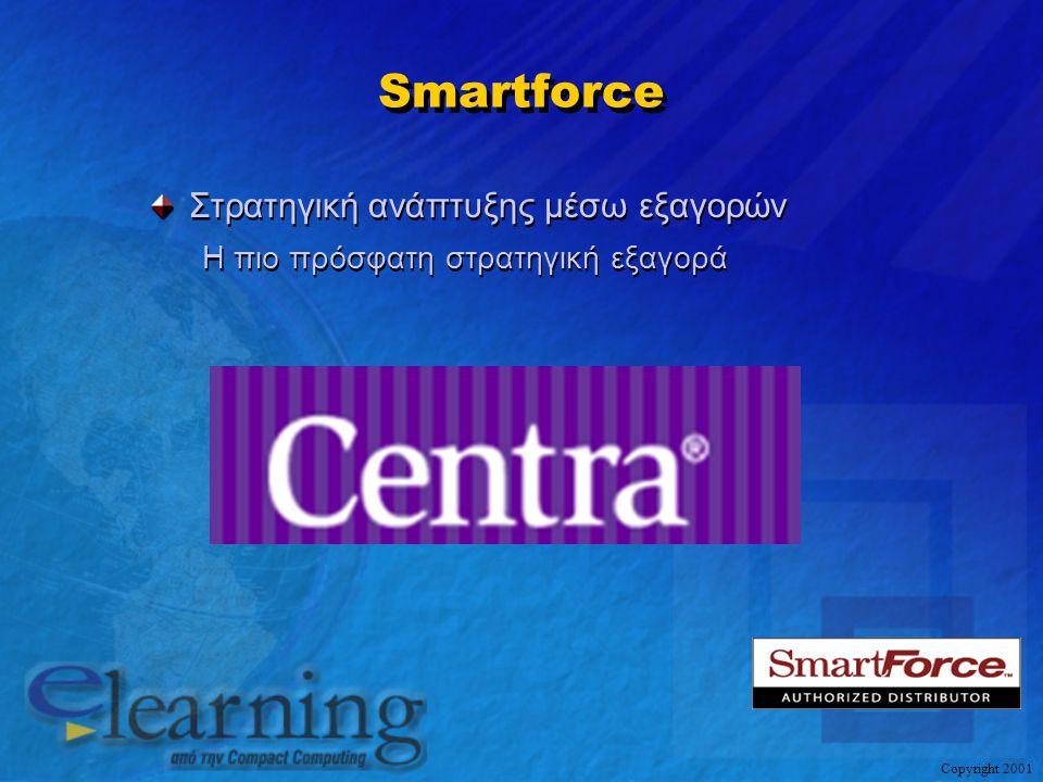 Smartforce Στρατηγική ανάπτυξης μέσω εξαγορών