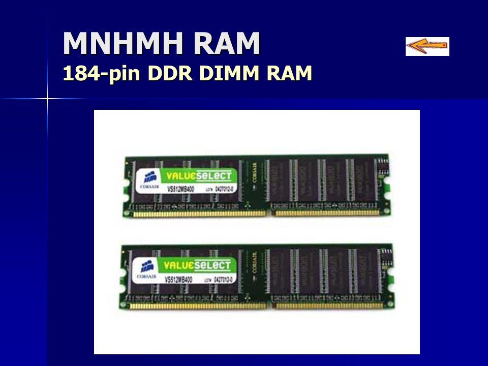 ΜΝΗΜΗ RAM 184-pin DDR DIMM RAM