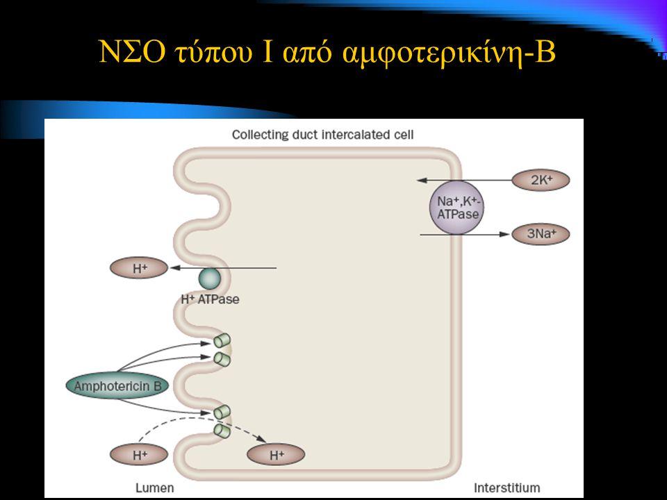 ΝΣΟ τύπου Ι από αμφοτερικίνη-Β