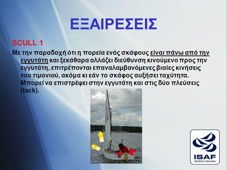 ΕΞΑΙΡΕΣΕΙΣ SCULL 1.