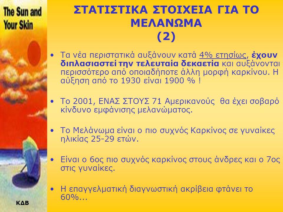 ΣΤΑΤΙΣΤΙΚΑ ΣΤΟΙΧΕΙΑ ΓΙΑ ΤΟ ΜΕΛΑΝΩΜΑ (2)