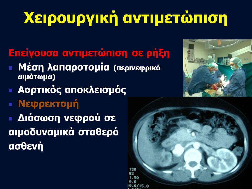 Χειρουργική αντιμετώπιση