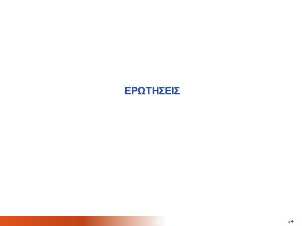 ΕΡΩΤΗΣΕΙΣ 2η Ημερίδα HellasHPC, ΕΙΕ/ΕΚΤ, Αθήνα, 22/10/2010