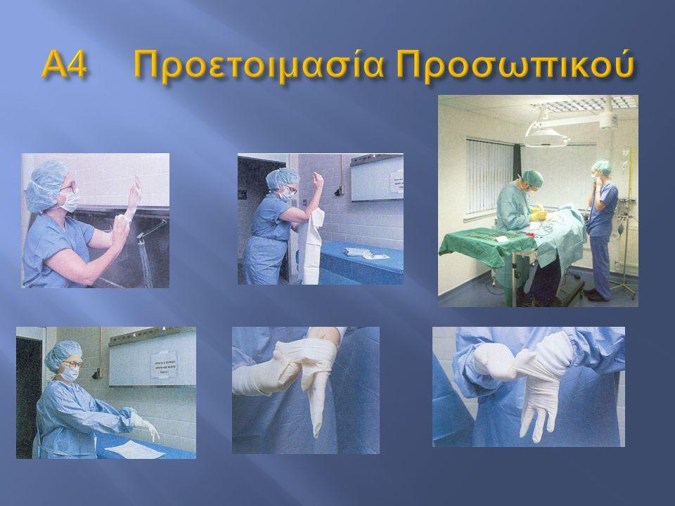 Α4 Προετοιμασία Προσωπικού