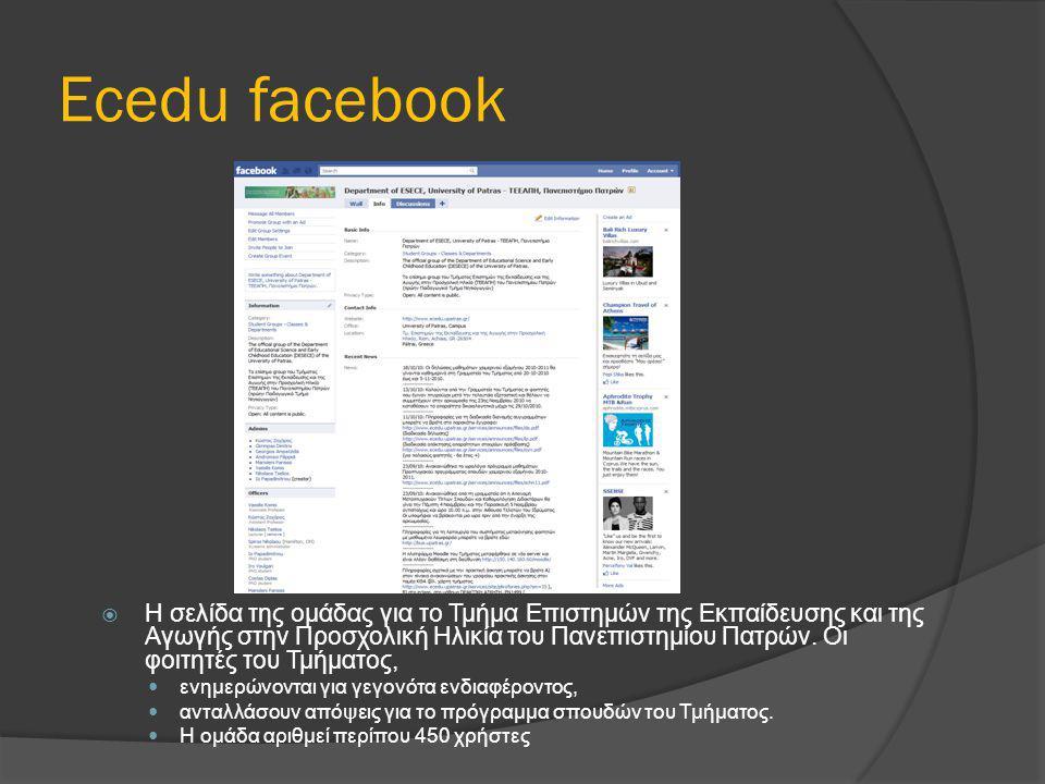 Ecedu facebook