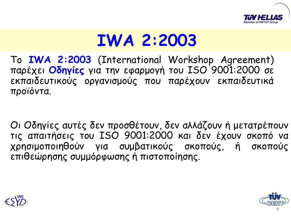 IWA 2:2003