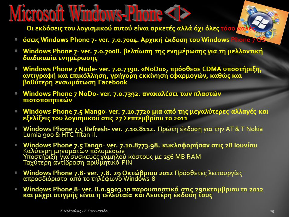 Microsoft Windows-Phone <1>