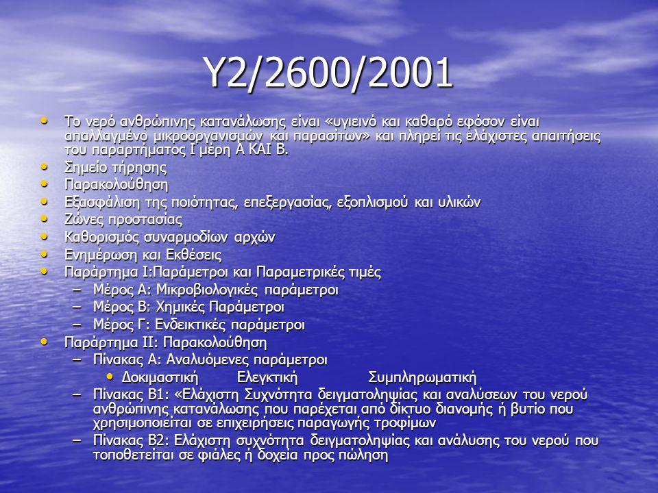 Υ2/2600/2001