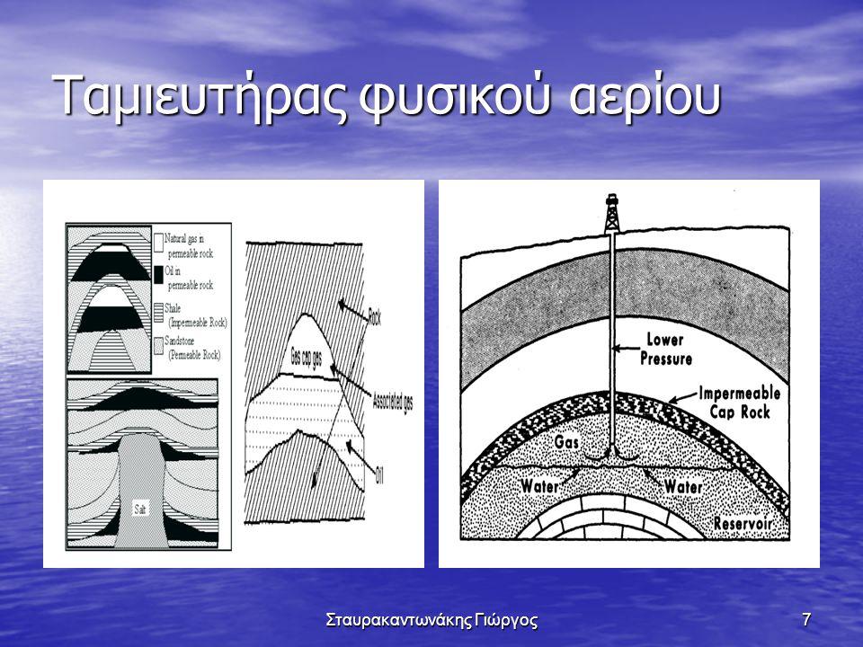 Ταμιευτήρας φυσικού αερίου