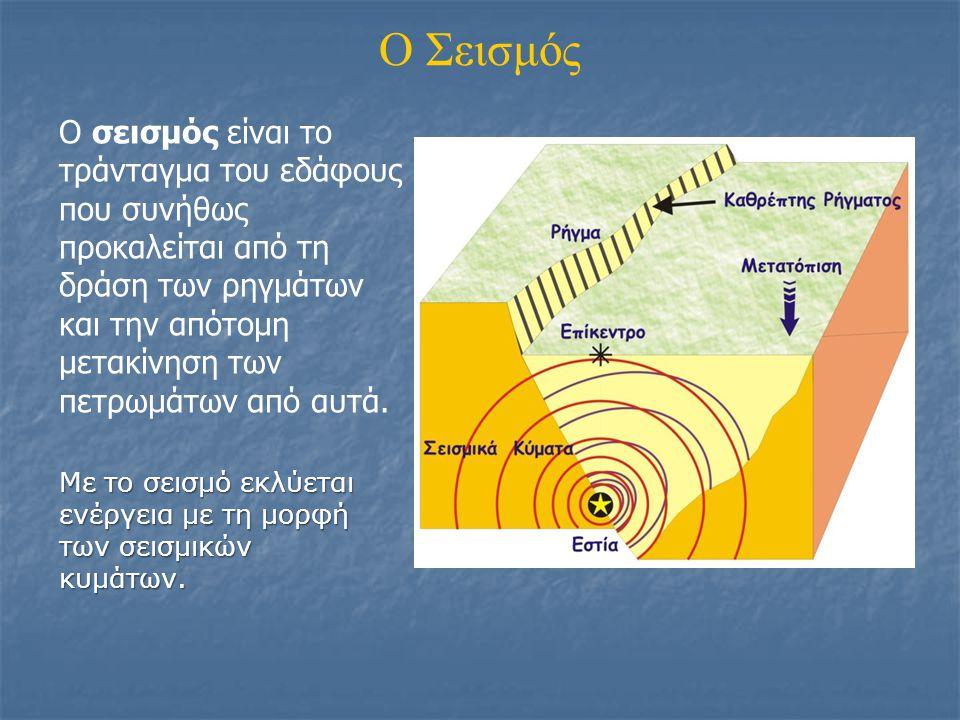 O Σεισμός