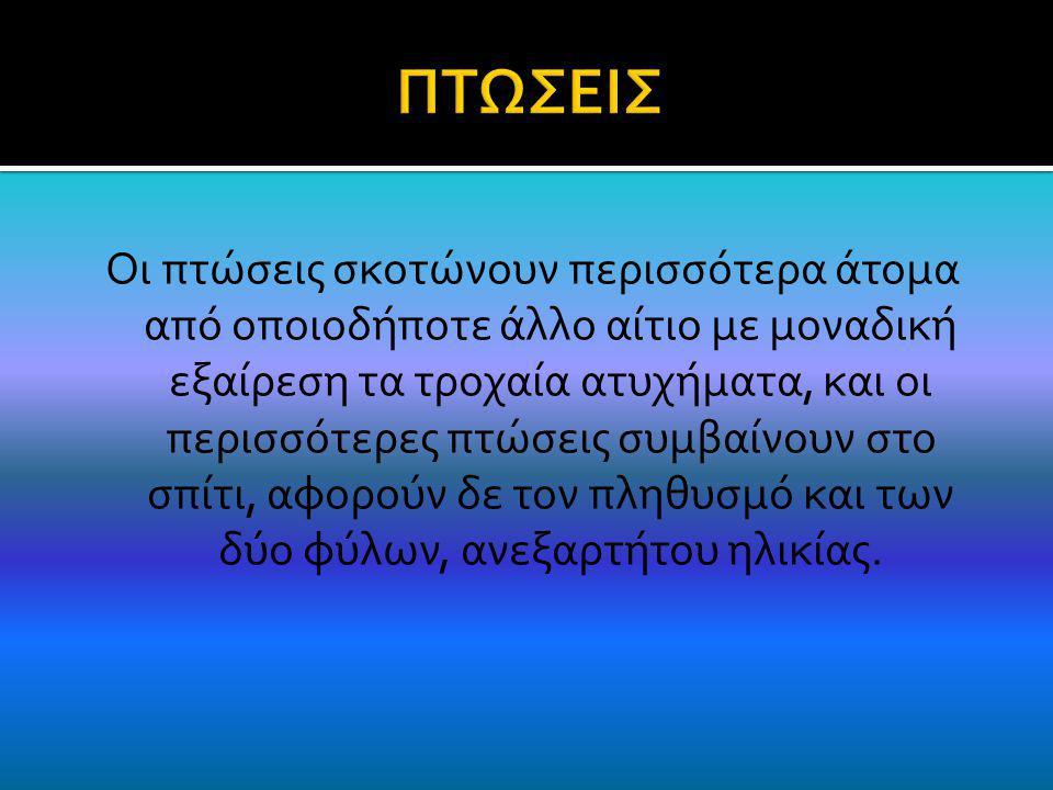 ΠΤΩΣΕΙΣ