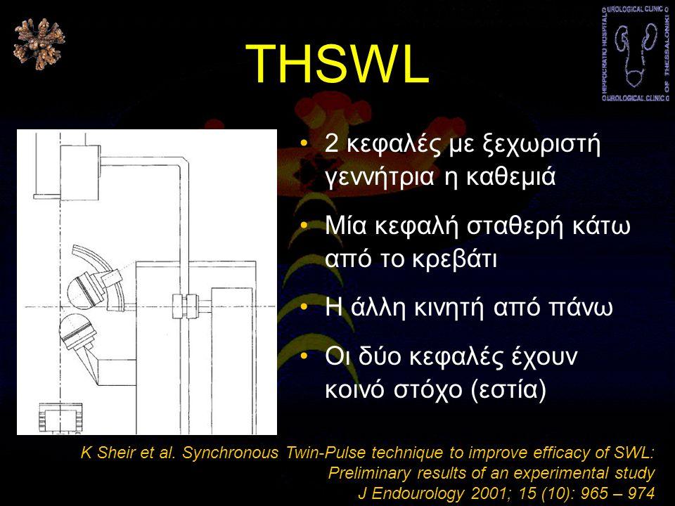 THSWL 2 κεφαλές με ξεχωριστή γεννήτρια η καθεμιά