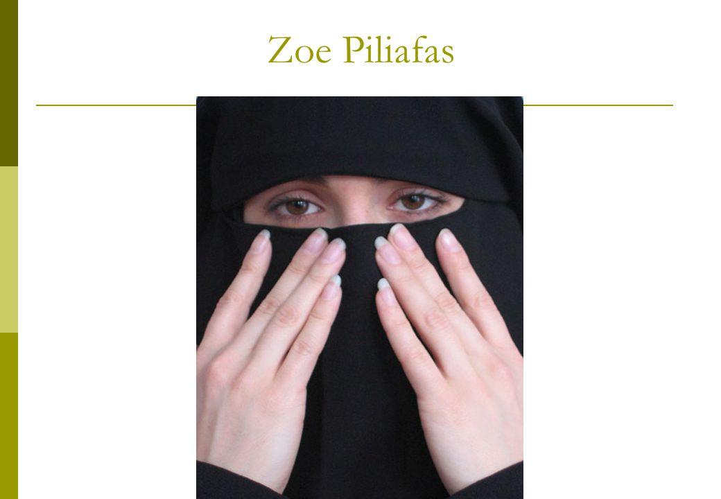 Zoe Piliafas