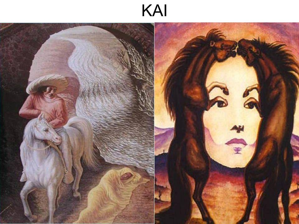 KAI Εδώ βλέπετε κάποιους πίνακες ζωγραφικής που περιλαμβάνουν και άλογα και ανθρώπους σε μια σύνθετη εικόνα.