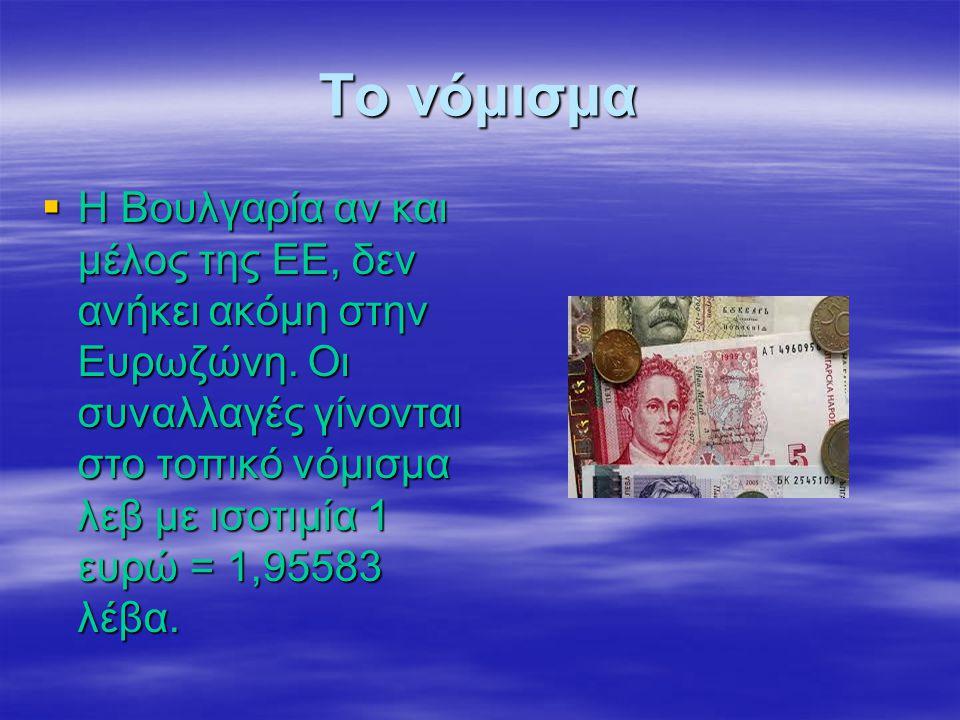 Το νόμισμα