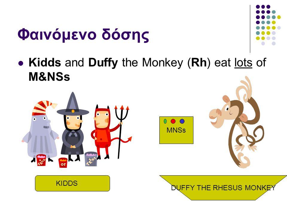 DUFFY THE RHESUS MONKEY