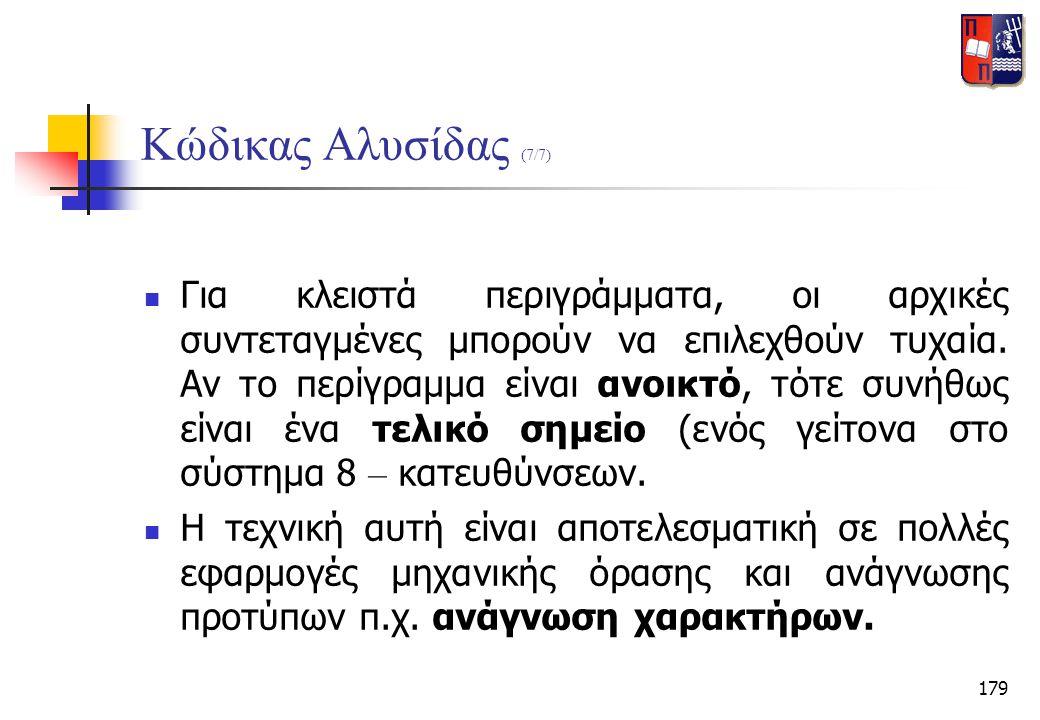 Κώδικας Αλυσίδας (7/7)