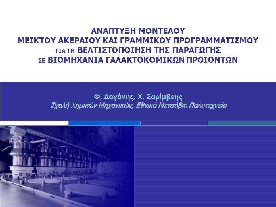 Σχολή Χημικών Μηχανικών, Εθνικό Μετσόβιο Πολυτεχνείο