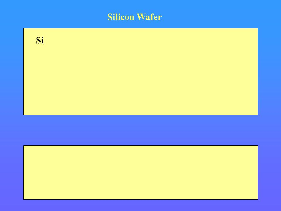 Silicon Wafer Si