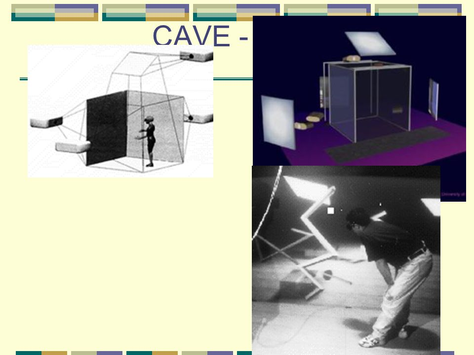 CAVE - 1992
