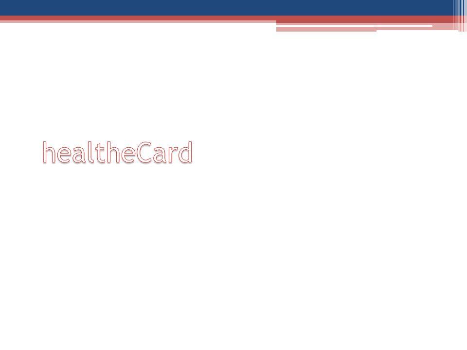 healtheCard