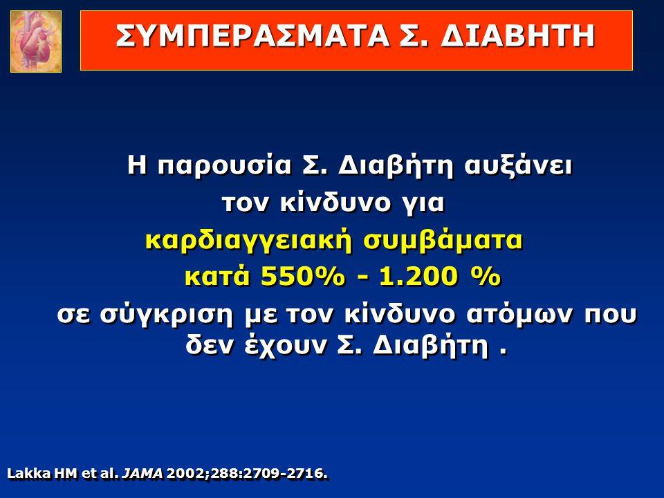 ΣΥΜΠΕΡΑΣΜΑΤΑ Σ. ΔΙΑΒΗΤΗ