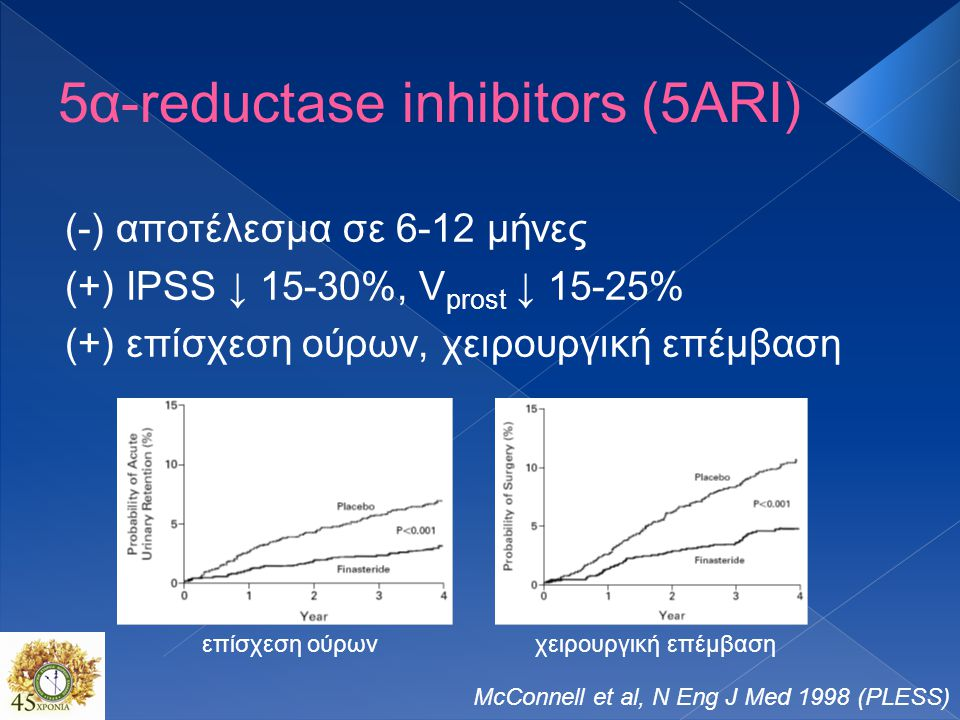 5α-reductase inhibitors (5ARI)