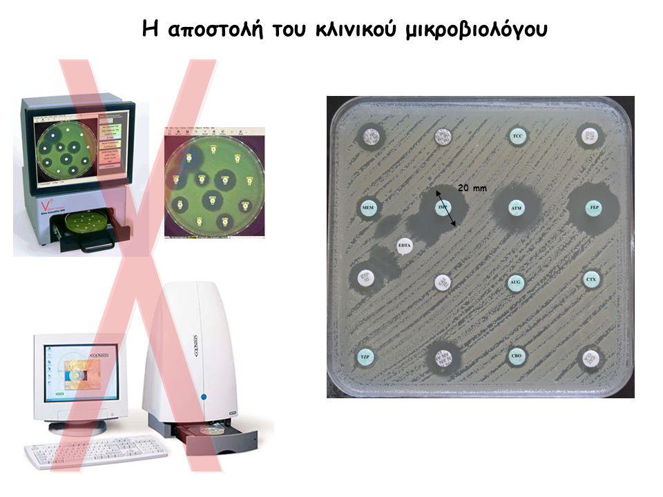 Η αποστολή του κλινικού μικροβιολόγου
