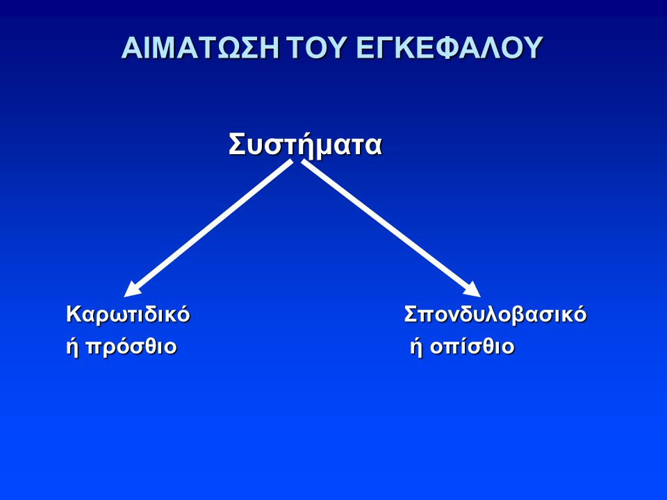 ΑΙΜΑΤΩΣΗ ΤΟΥ ΕΓΚΕΦΑΛΟΥ