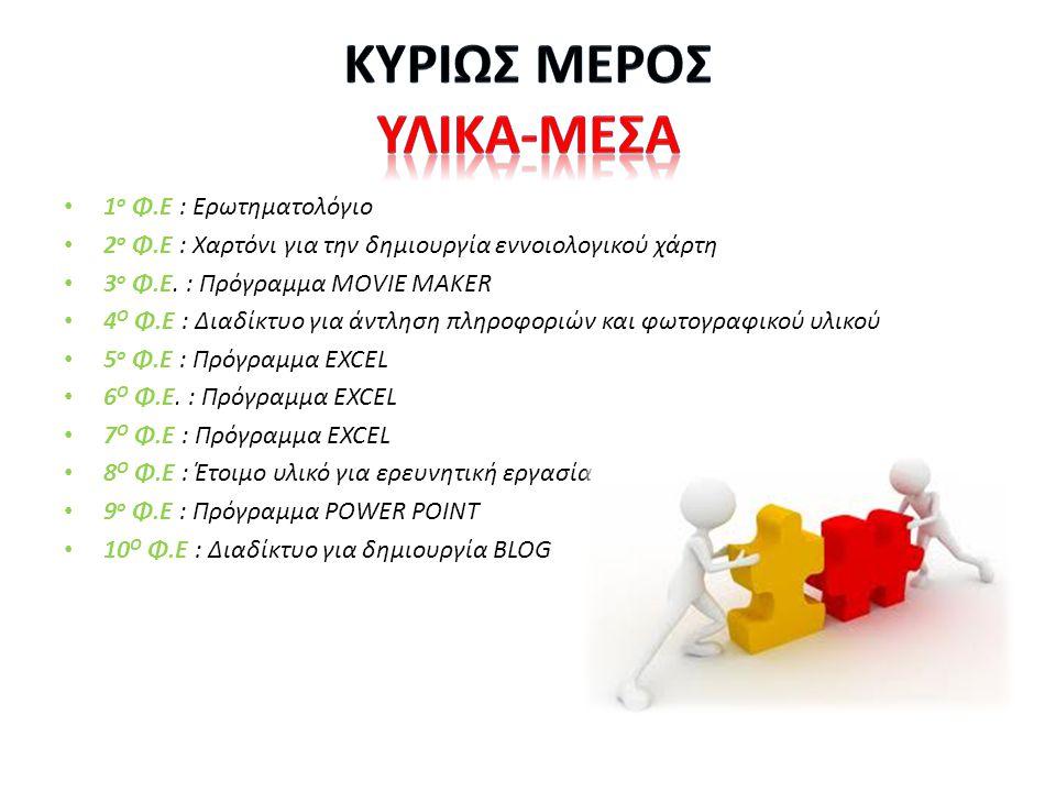 ΚΥΡΙΩΣ ΜΕΡΟΣ ΥΛΙΚΑ-ΜΕΣΑ