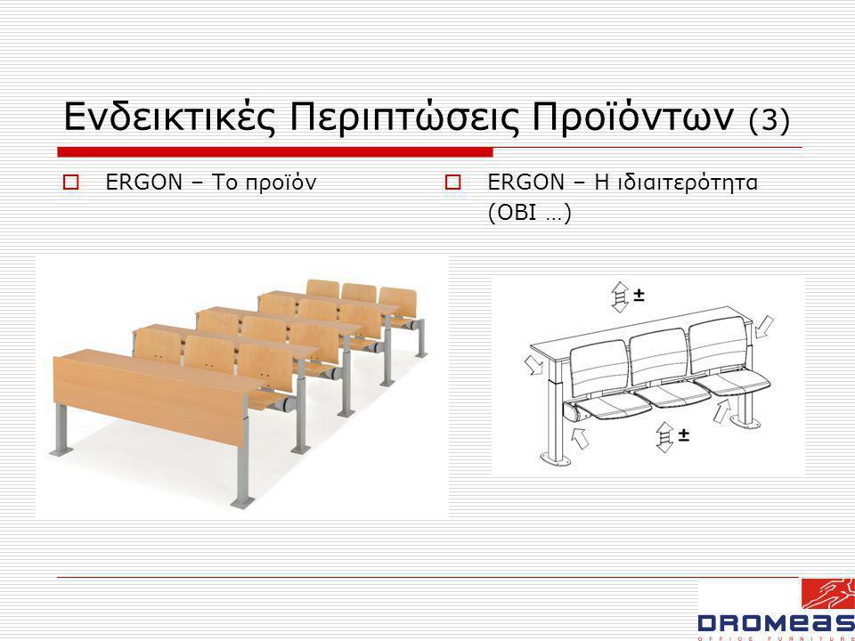 Ενδεικτικές Περιπτώσεις Προϊόντων (3)