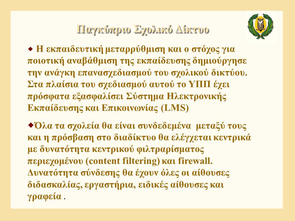 Παγκύπριο Σχολικό Δίκτυο