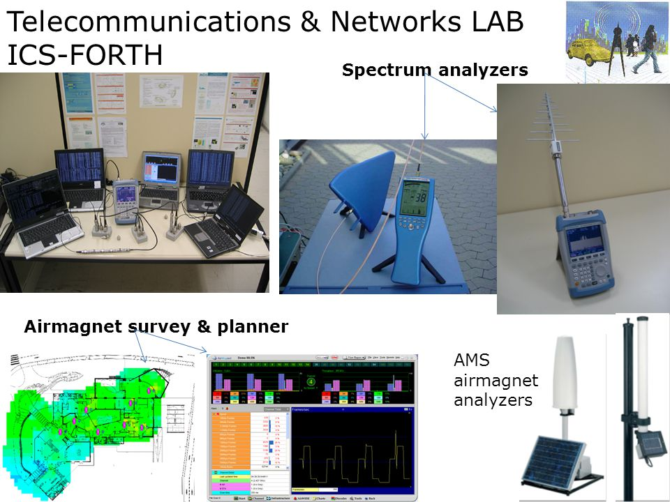Telecommunications & Networks LAB ICS-FORTH