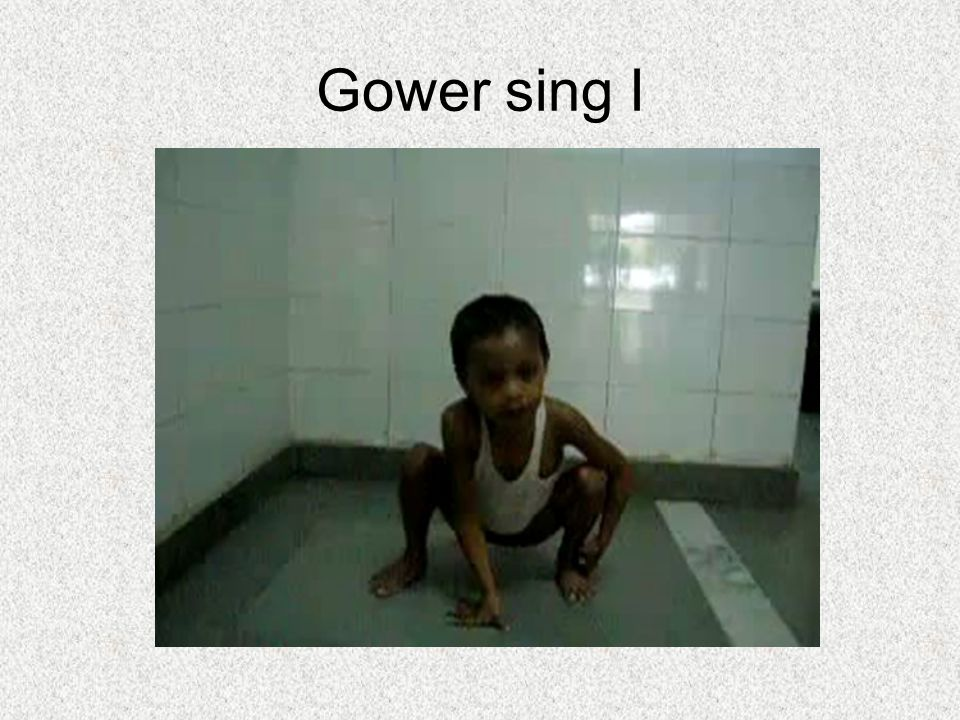 Gower sing I