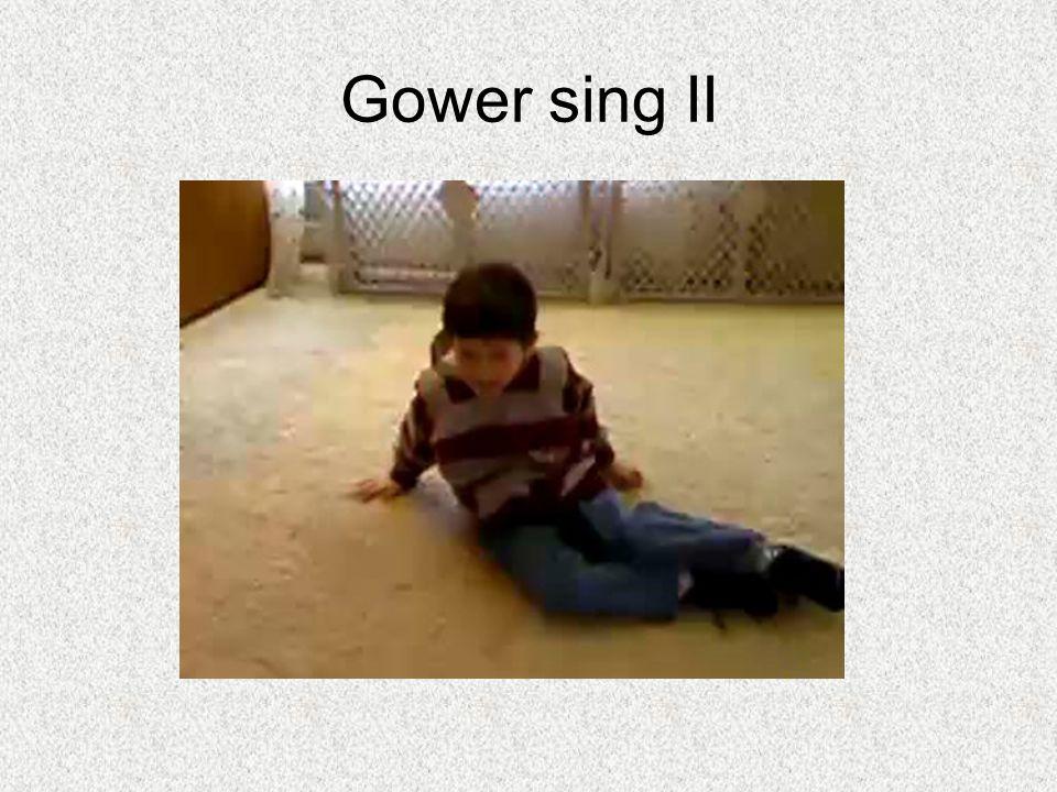 Gower sing II