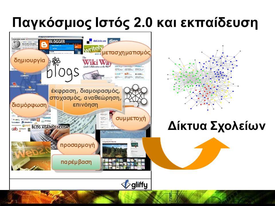 Παγκόσμιος Ιστός 2.0 και εκπαίδευση