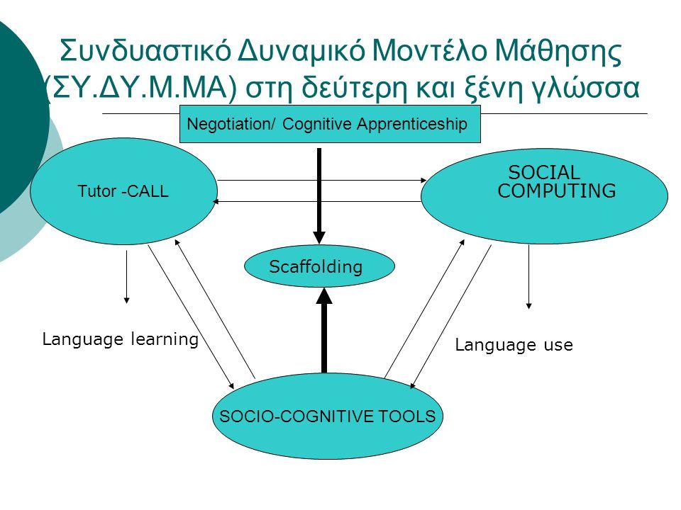Συνδυαστικό Δυναμικό Μοντέλο Μάθησης (ΣΥ. ΔΥ. Μ