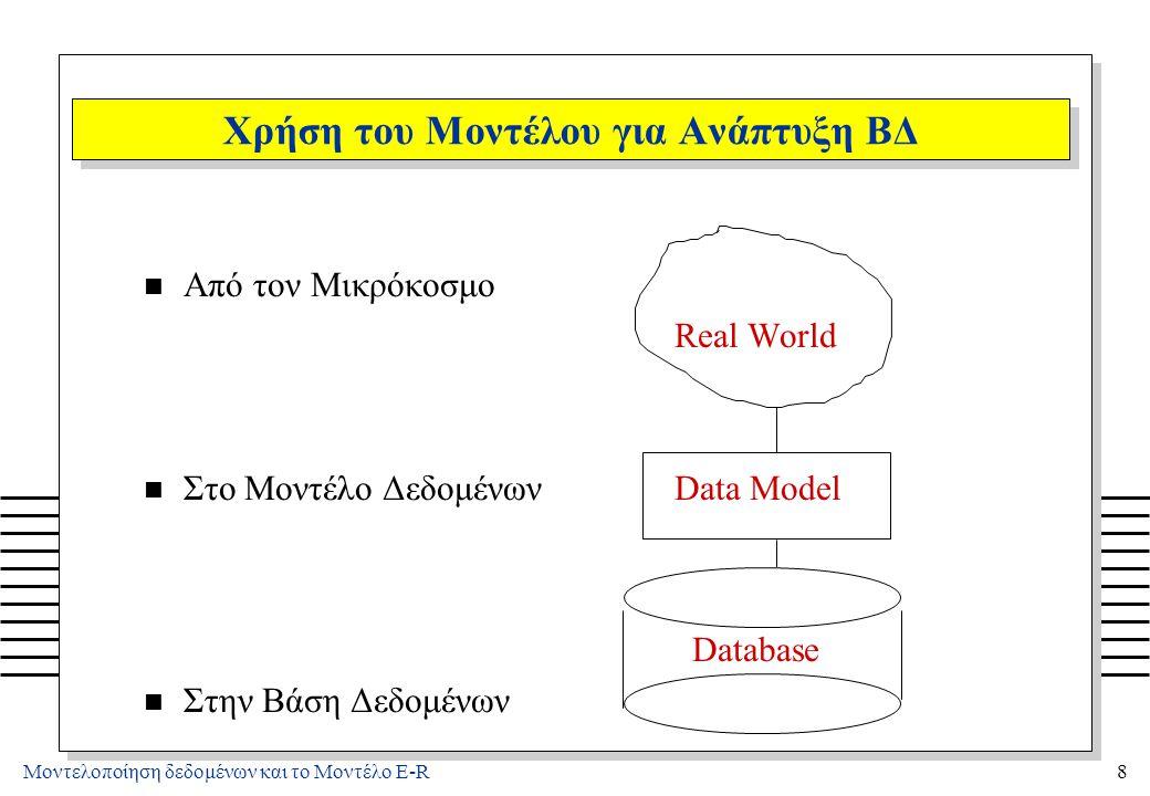 Ανάπτυξη Βάσεων Δεδομένων